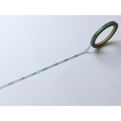 スケジュール用マスキングテープ4mm会議 W01-TM4-0005