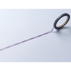 スケジュール用マスキングテープ4mm打ち合わせ W01-TM4-0006