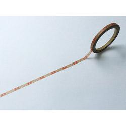 スケジュール用マスキングテープ4mm重要 W01-TM4-0008