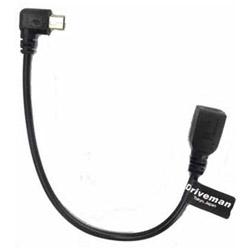 ドライブレコーダーDriveman720α用電源変換ケーブル ADCADPT