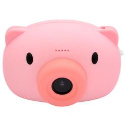 Mini Kids Camera BABY PIG(ミニキッズカメラこぶた) HWC11-PK ピンク