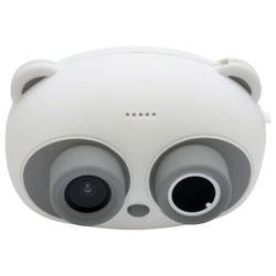 Mini Kids Camera PANDA(ミニキッズカメラ パンダ)グレー HWC22-GY