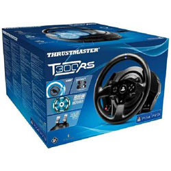T300RS Force Feedback Racing  Wheel for PlayStation(R)4/PlayStation(R)3【PS4/PS3】