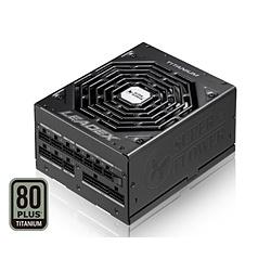 PC電源 LEADEX TITANIUM 1000W ブラック  [1000W /ATX /Titanium]