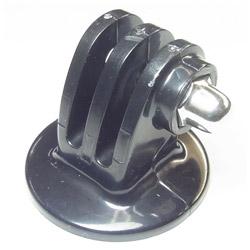 三脚用 プラスチック・クランプマウント ブラック GB0107