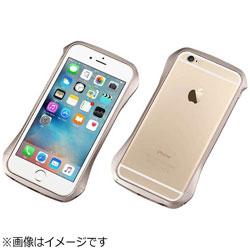 iPhone 6s/6用 CLEAVE Aluminum Bumper エレガンスゴールド DCB-IP6SA6GD