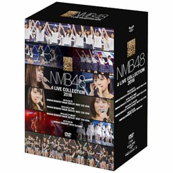 NMB48/NMB48 4 LIVE COLLECTION 2016 DVD