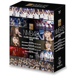 NMB48/NMB48 4 LIVE COLLECTION 2016 【ブルーレイ ソフト】 [ブルーレイ]