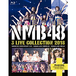 NMB48 / NMB48 3 LIVE COLLECTION 2018 BD