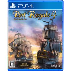 ポート ロイヤル 4 【PS4ゲームソフト】
