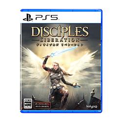 【特典対象】 ディサイプルズ リベレーション 【PS5ゲームソフト】 ◆メーカー予約特典「オリジナルサウンドトラックCD」