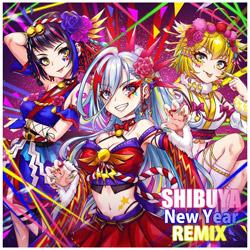 【特典対象】 電音部-帝音国際学院-/ 電音部 SHIBUYA New Year REMIX ◆ソフマップ・アニメガ特典「缶バッチ(56mm)」