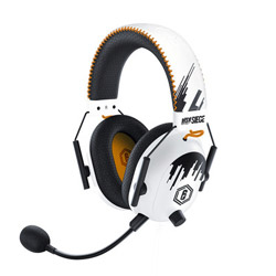 RAZER(レイザー) 【店頭併売品】 RZ04-03220200-R3M1 ゲーミングヘッドセット BlackShark V2 Pro レインボーシックス シージ スペシャルエディション [ワイヤレス(USB)+有線 /両耳 /ヘッドバンドタイプ]