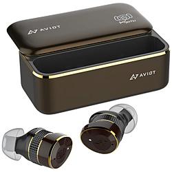 AVIOT フルワイヤレスイヤホン ピエール中野モデル   TE-BD21j-ltd [マイク対応 /ワイヤレス(左右分離) /Bluetooth /ハイレゾ対応]