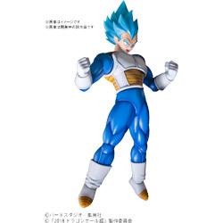 Figure-rise Standard 超サイヤ人ゴッド超サイヤ人ベジータ [スペシャルカラー] プラモデル