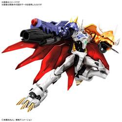 Figure-rise Standard デジモンアドベンチャー オメガモン(AMPLIFIED)