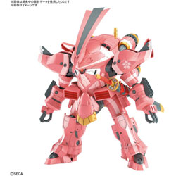 HG 1/24 新サクラ大戦 霊子戦闘機・試製桜武(天宮さくら機)