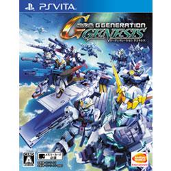SDガンダム G GENERATION GENESIS 【PS Vitaゲームソフト】