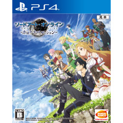 [Used] Sword Art Online - Hollow Realization - [PS4]