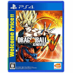 [Used] Dragon Ball Zenobasu Welcome Price! ! [PS4]
