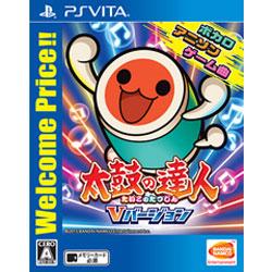 太鼓の達人 Vバージョン Welcome Price!! 【PS Vitaゲームソフト】
