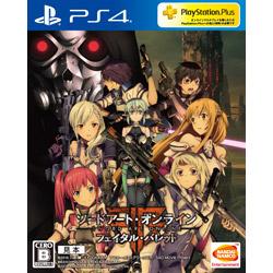 [Used] Sword Art Online fatal Barrett Normal Edition PS4]