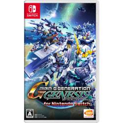 [Used] SD Gundam G Generation Genesis for Nintendo Switch [Switch]