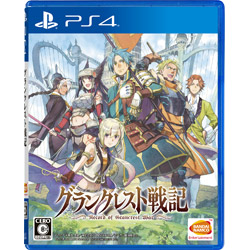 【在庫限り】 グランクレスト戦記 初回限定生産版 【PS4ゲームソフト】
