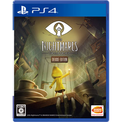 LITTLE NIGHTMARES -リトルナイトメア- Deluxe Edition 【PS4ゲームソフト】