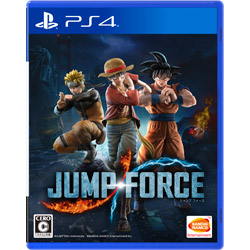[未开封产品] JUMP FORCE(跳力)[PS4]