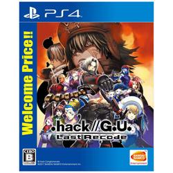 .hack//G.U. Last Recode Welcome Price!! 【PS4】