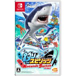 釣りスピリッツ Nintendo Switchバージョン 【Switchゲームソフト】