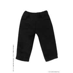 ピコニーモ用ウェア 1/12 カジュアルハーフパンツ ブラック ドールウェア