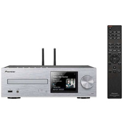 【ハイレゾ音源対応】ネットワークCDレシーバー XC-HM86(S) シルバー [ワイドFM対応 /Bluetooth対応 /ハイレゾ対応]