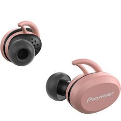E8truly wireless ピンク SE-E8TW(P)【IPX5防水】【本体3時間再生】【片耳6g】【音声読み上げ機能】トゥルーワイヤレスイヤホン カナル型