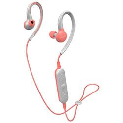 E6wireless SE-E6BT(P) パイオニア ピンク【防滴】【リモコン・マイク対応】【スポーツ向け】 ブルートゥースイヤホン 耳かけカナル型
