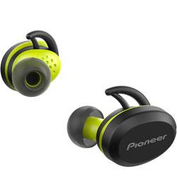 パイオニア フルワイヤレスイヤホン SE-E8TW(Y) イエロー [リモコン・マイク対応 /左右分離タイプ /Bluetooth]