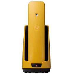 デジタルコードレス留守番電話機 TF-FD15S-Y(イエロー)