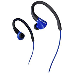 耳かけ型 SE-E3 BLUE [φ3.5mm ミニプラグ]
