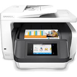 HP OfficeJet Pro 8730 D9L20A#ABJ ホワイト FAX機能搭載インクジェット複合機 [L版〜A4]