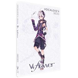 〔Win・Mac版〕 VOCALOID4 Library「v4 flower」単体版 GVFJ10001
