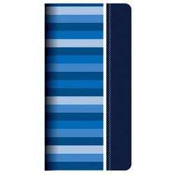 AQUOS EVER SH-02J / AQUOS U SHV37用 手帳型ケース デザインケース Design + KANADE ブルー LEPLUS LP-SH02JLD009