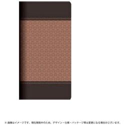 MONO MO-01J用 PUレザーケース Design + LIGHT CUBE ブラウン LEPLUS LP-MO01JLD006