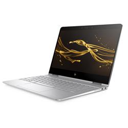 13.3型ノートPC[Win 10 Home Core i5 メモリ8GB SSD 256GB]HP Spectre x360 13-ac005 ナチュラルシルバー