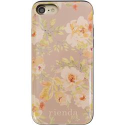 iPhone8/7 (4.7) rienda VINTAGE ROSE シェルケース MD74017