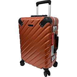 スーツケース 32L ワールドトラベラー(World Traveler) エラコール オレンジ WORLD-409614 [TSAロック搭載]
