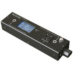 モニター付電源タップ Force bar M1P
