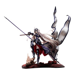 Fate/Grand Order アヴェンジャー/ジャンヌ・ダルク[オルタ] 昏き焔を纏いし竜の魔女 1/7 塗装済み完成品フィギュア