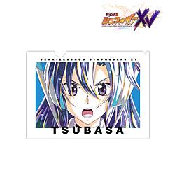 アルマビアンカ 戦姫絶唱シンフォギアXV 風鳴 翼 Ani-Art 第2弾 クリアファイル