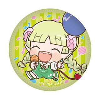 キャラバン 「魔入りました!入間くん」 ぷにぷに缶バッジVol.2/ウァラク・クララ